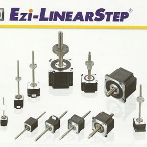 Linear Step System With Closed Loop Control - Ezi-LinearStep