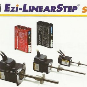 Linear Step System With Closed Loop Control - Ezi-LinearStep ST